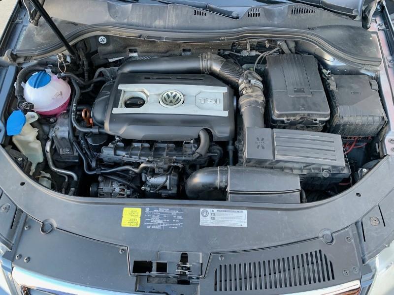 Volkswagen Passat Sedan 2010 price $5,500