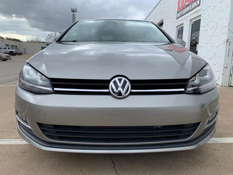Volkswagen Golf 2015 price $11,999