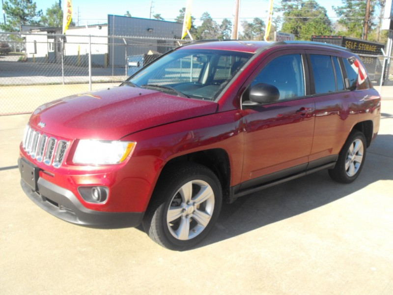 Jeep Compass 2012 price Call for Pricing