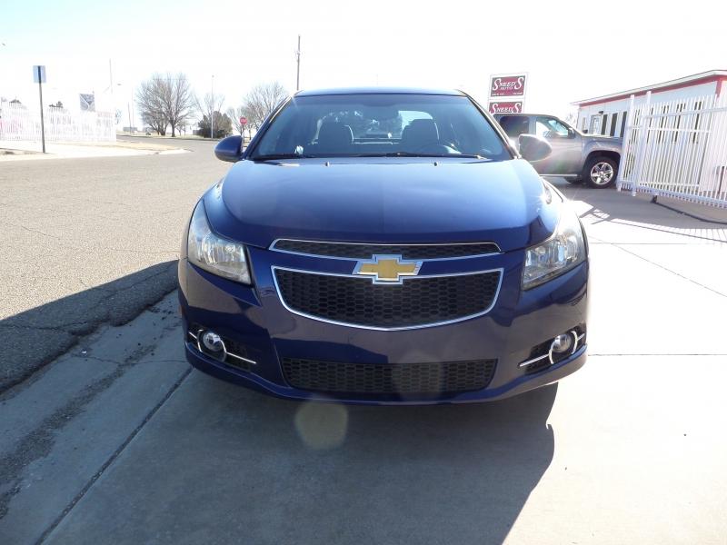 Chevrolet Cruze 2012 price $7,450