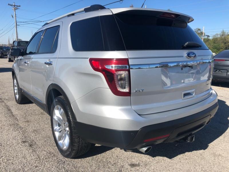 Ford Explorer 2014 price $13,700
