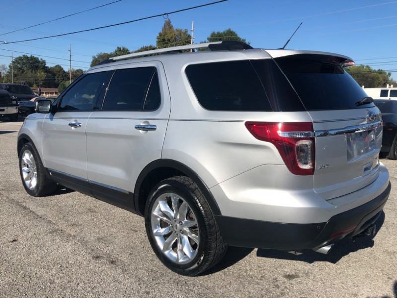 Ford Explorer 2014 price $13,700