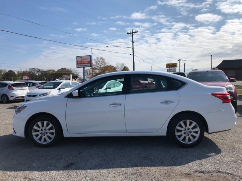 Nissan Sentra 2016 price $9,494