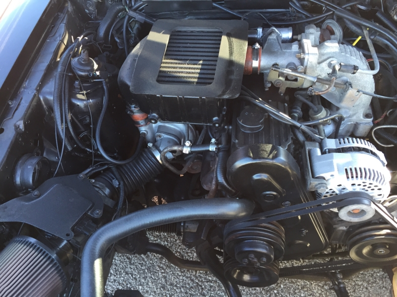 Ford Mustang 1985 price $6,990