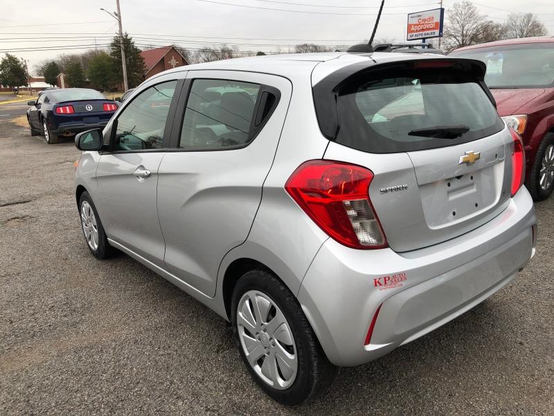 Chevrolet Spark 2016 price $7,690