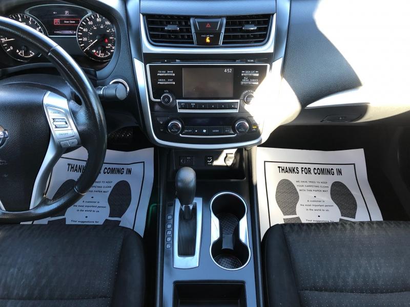 Nissan Altima 2017 price $11,250