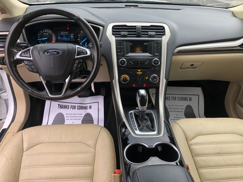 Ford Fusion 2015 price $10,990