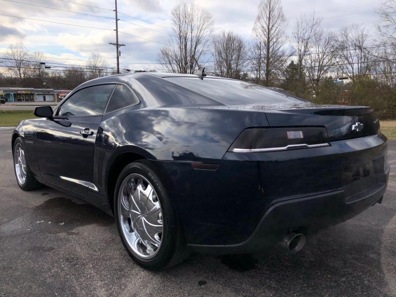Chevrolet Camaro 2015 price $13,990