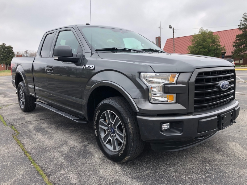 Ford F-150 2016 price $22,990