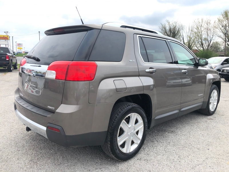 GMC Terrain 2010 price $9,900