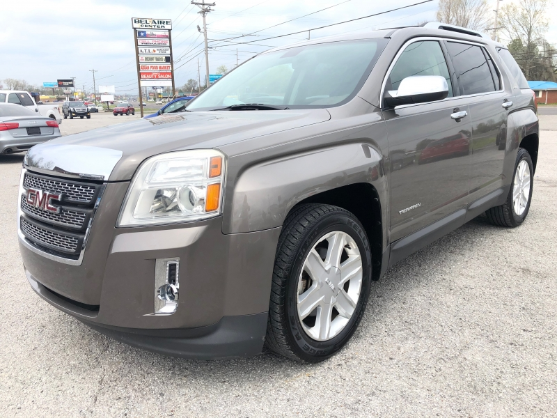 GMC Terrain 2010 price $8,990