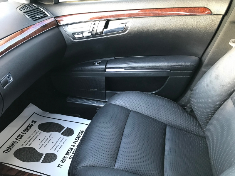 Mercedes-Benz S-Class 2012 price $19,990