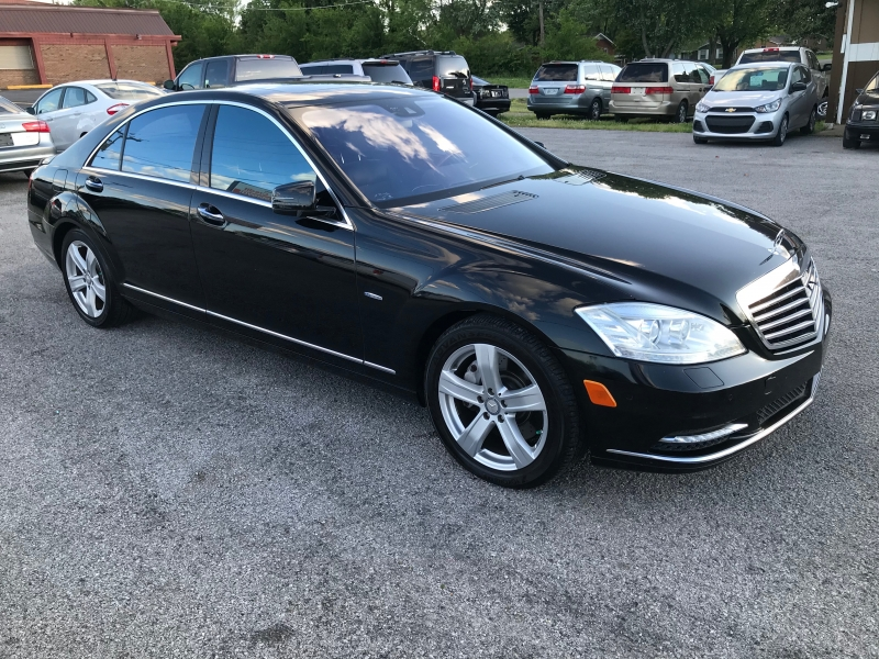Mercedes-Benz S-Class 2012 price $19,990