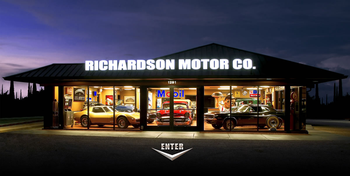 Home Page | Richardson Motor Company | Auto dealership in Sierra ...