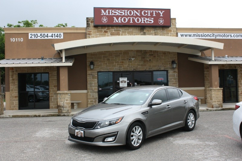 Wheel City Motors >> 2014 Kia Optima 4dr Sdn Ex