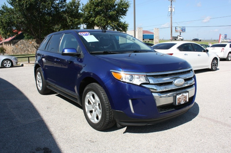 Ford Edge 2013 price $9,988