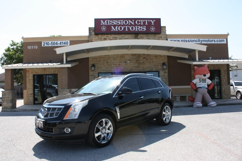Wheel City Motors >> 2011 Cadillac Srx Fwd 4dr Performance Collection
