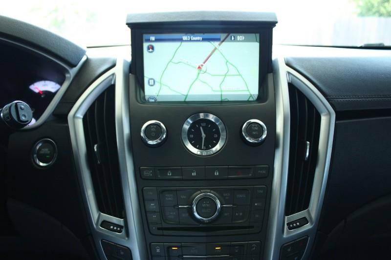 Cadillac SRX 2011 price $9,388