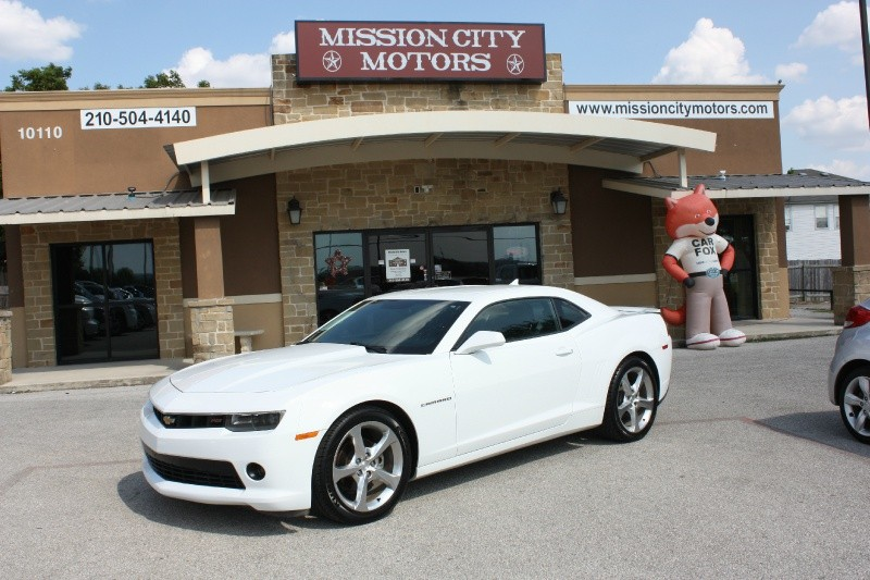 Chevrolet Camaro 2015 price $14,988