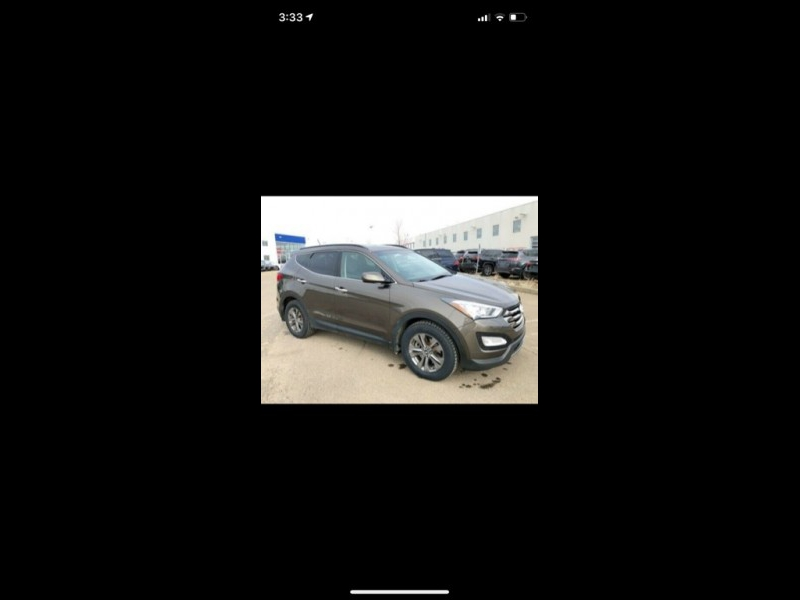 Hyundai Santa Fe 2013 price $8,999