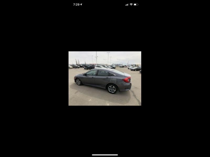 Honda Civic Hatchback 2017 price $8,999