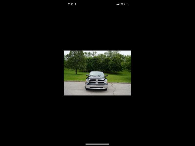 Dodge Ram 1500 2011 price $7,999