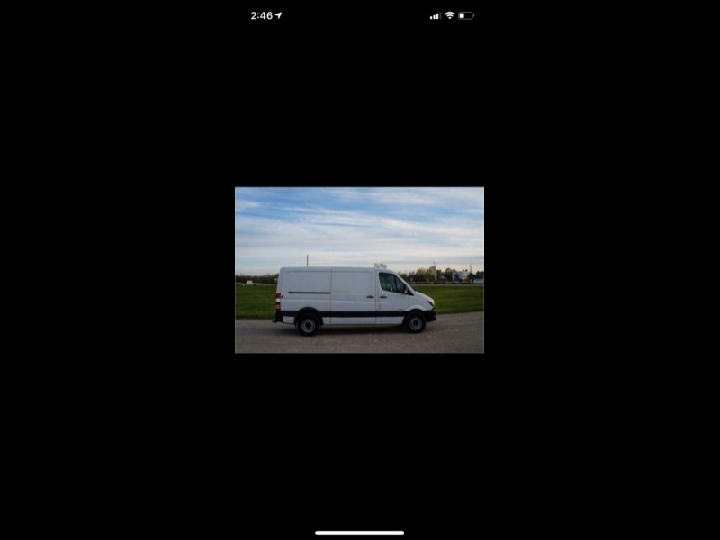 Mercedes-Benz Sprinter Cargo Vans 2015 price $7,999