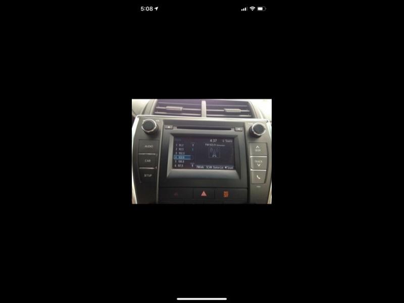 Toyota Camry 2015 price $7,999