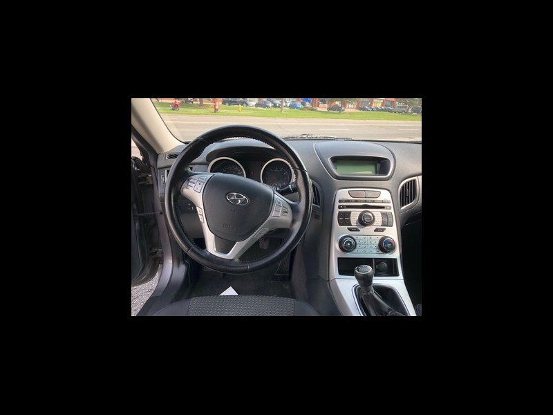 Hyundai Genesis Coupe 2010 price $9,999