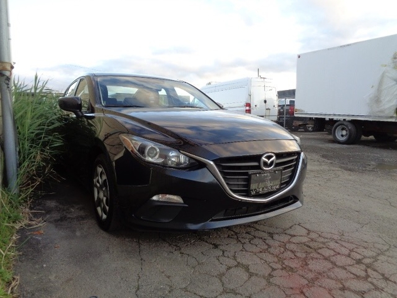 Mazda Mazda3 2016 price $7,999