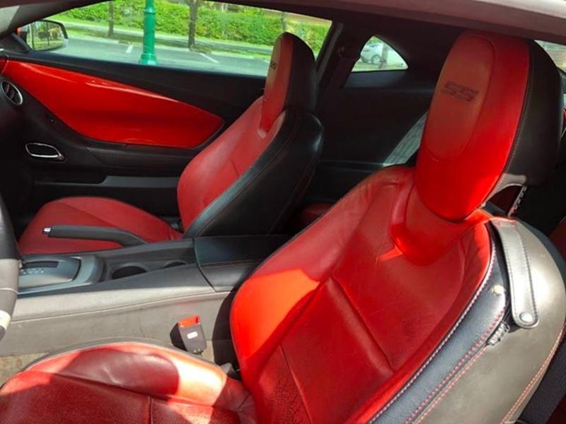 Chevrolet Camaro 2010 price $8,999