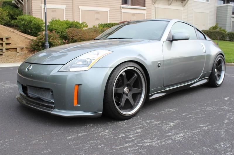 Nissan 350Z 2004 price $29,000