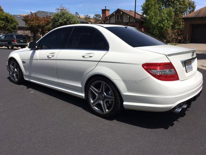 Mercedes-Benz C-Class 2009 price $23,998