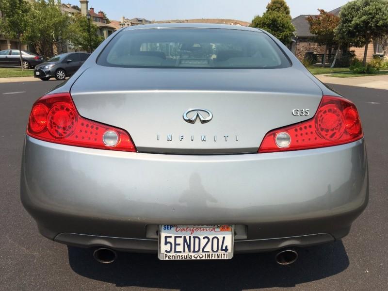 Infiniti G35 Coupe 2004 price $6,988