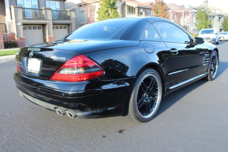 Mercedes-Benz SL-Class 2008 price $30,888