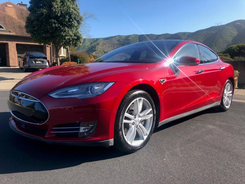 Tesla Model S 2015 price $39,888