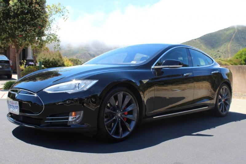 Tesla Model S 2014 price $39,988
