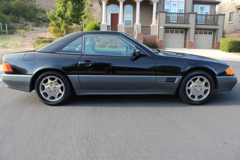 Mercedes-Benz 500SL 1993 price $5,995