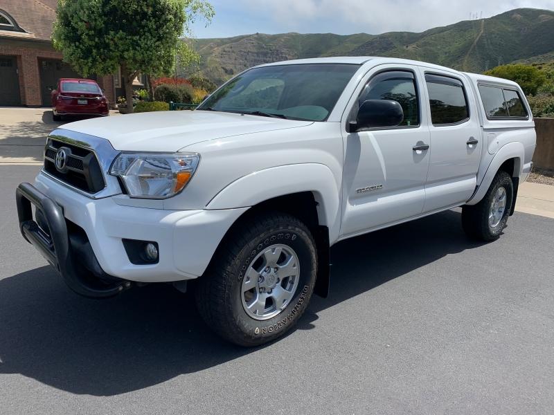 Toyota Tacoma 2013 price $25,888