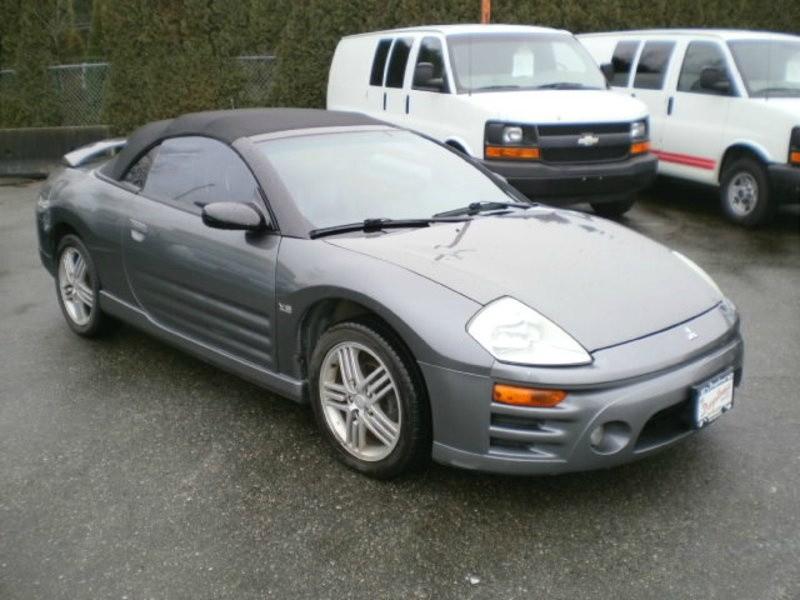 Mitsubishi Eclipse 2004 price $3,980