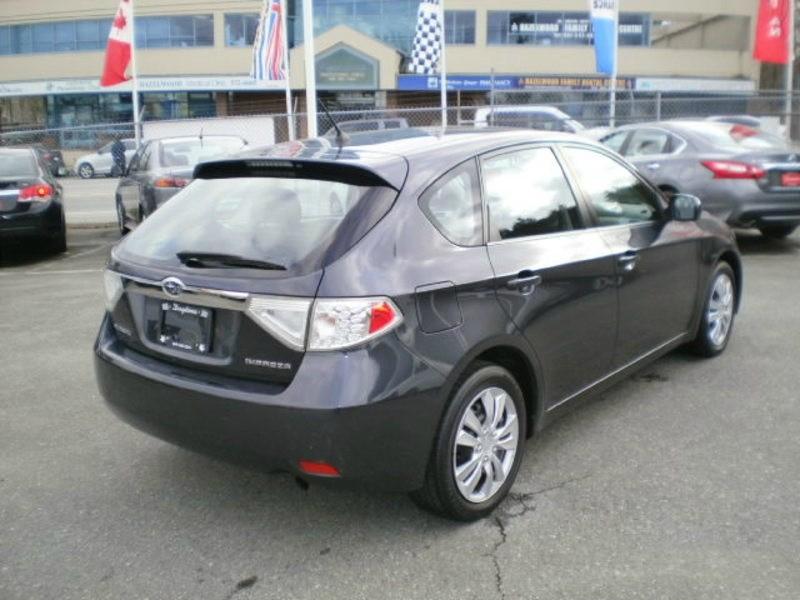Subaru Impreza 2009 price $9,180