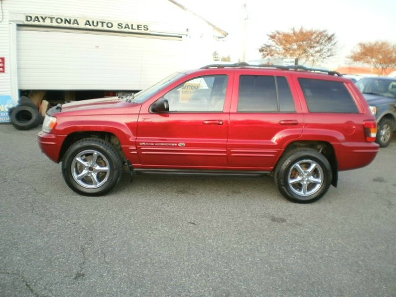 Jeep Grand Cherokee 2003 price $5,580