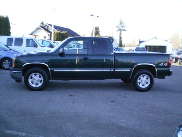 Chevrolet Silverado 1500 2005 price $7,980