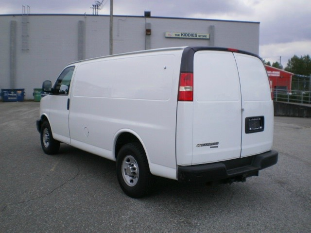 Chevrolet Express Cargo Van 2012 price $18,580