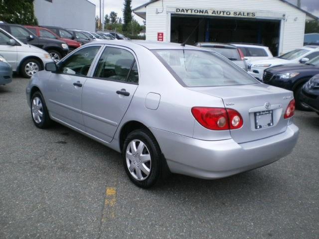 Toyota Corolla 2005 price $4,980