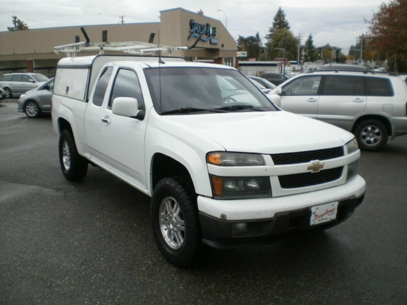 Chevrolet Colorado 2012 price $12,980