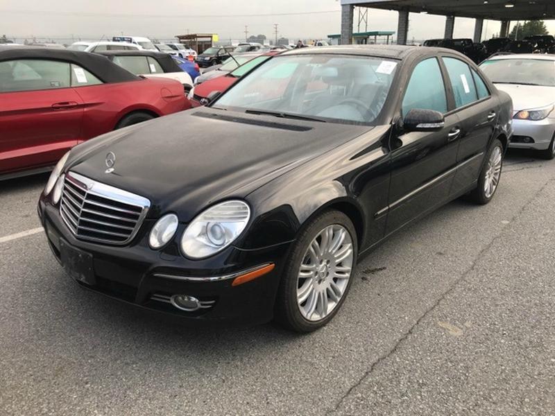 Mercedes-Benz E-Class 2007 price $5,980