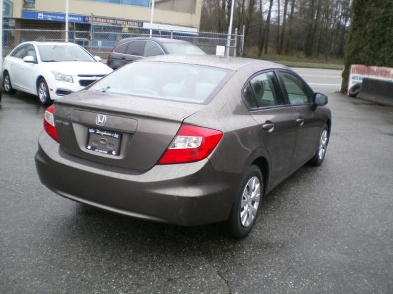 Honda Civic Sdn 2012 price $9,980