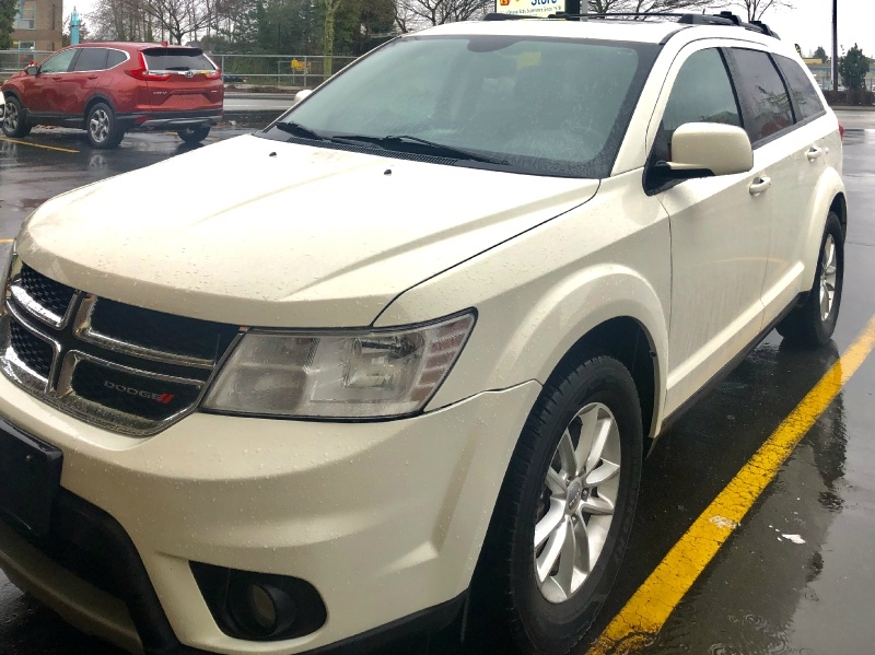 Dodge Journey 2015 price $11,499