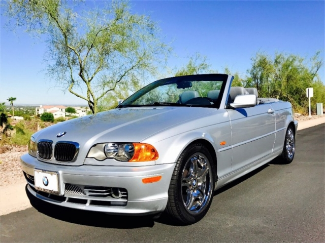 2001 BMW 3 Series 330Ci Convertible  Choice Motor Group LLC